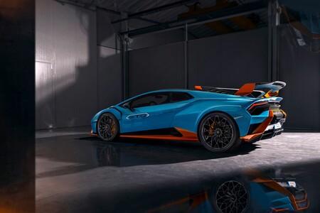 Lamborghini Huracan Sto 15