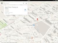 Google Maps para iPad ya está disponible