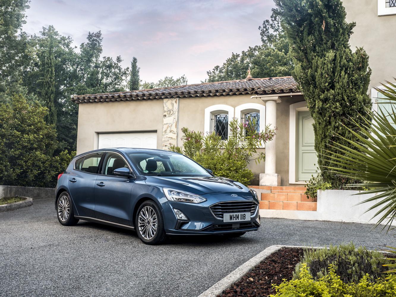 Foto de Ford Focus 2018, toma de contacto (102/204)
