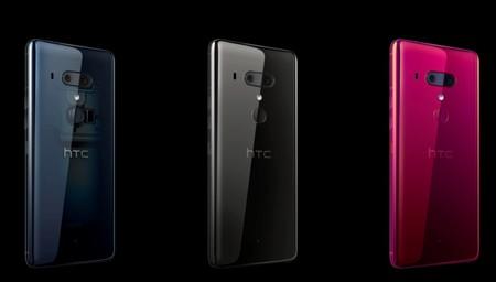 HTC U12+ en cinco claves: dualidad por partida doble y marco Edge Sense renovado