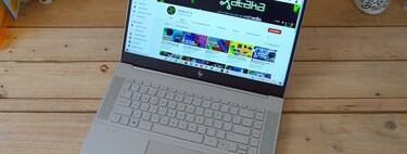 HP Envy 15, análisis: un portátil clásico bien ejecutado puede resultar muy interesante para el teletrabajo