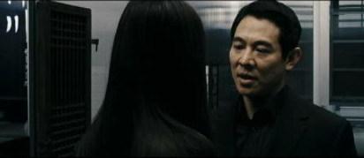 Escena de 'War' con Jet Li
