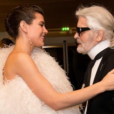 13 looks de Carlota Casiraghi que demuestran que ha heredado el estilo de su madre Carolina de Mónaco y lo ha hecho más rock