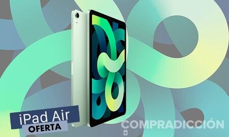 El iPad Air 2020 de mayor capacidad te costará menos en Amazon: lo tienes rebajado a 753 euros en lugar de 819