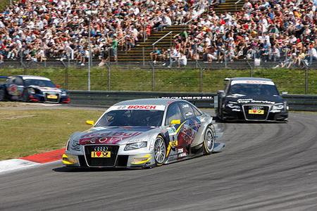 Martin Tomczyk y Audi dan otro golpe de efecto en Nürburgring