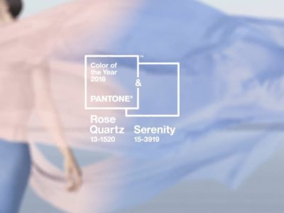 Rose Quartz y Serenity son los colores Pantone para esta primavera ¿Cómo los usamos en decoración?