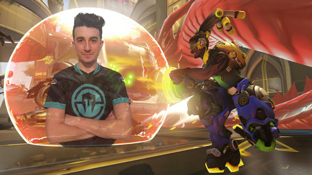 Immortals se queda con Verbo en su roster de Overwatch