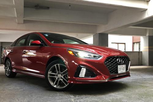 Hyundai Sonata Sport 2.0 T, a prueba: el balance entre el precio, poder y equipamiento sí existe