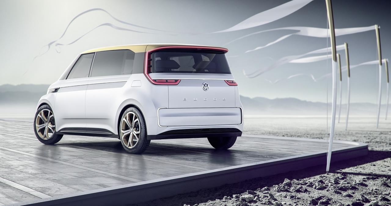 Foto de Volkswagen BUDD-e (5/27)