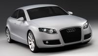 Preciosas recreaciones del Audi A7