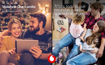 Vodafone One Familia adelanta su llegada: todos los detalles de los nuevos planes familiares