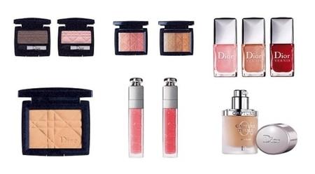 Colección Verano 2008 de Dior