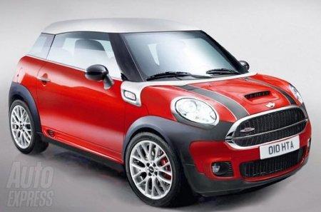 MINI Minor, el futuro rival del smart ForTwo y Toyota iQ para 2013