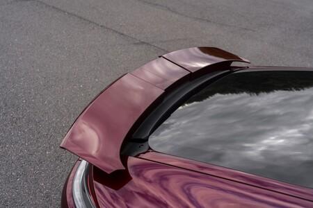 Porsche Panamera Turbo S alerón