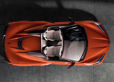 Chevrolet Corvette C8 Stingray Convertible 2020 1600 08