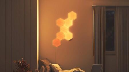 Nanoleaf Elements Woodlook 1280x720