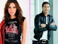 Pilar Rubio y Sergio Ramos son todo amor