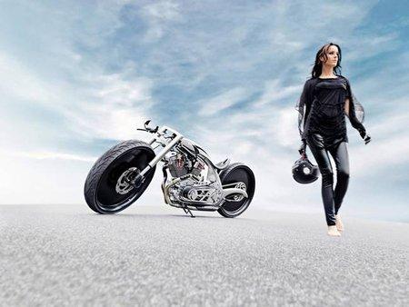 Akrapovic entra en el mercado de las motos custom por todo lo alto con la Akrapovic Morsus