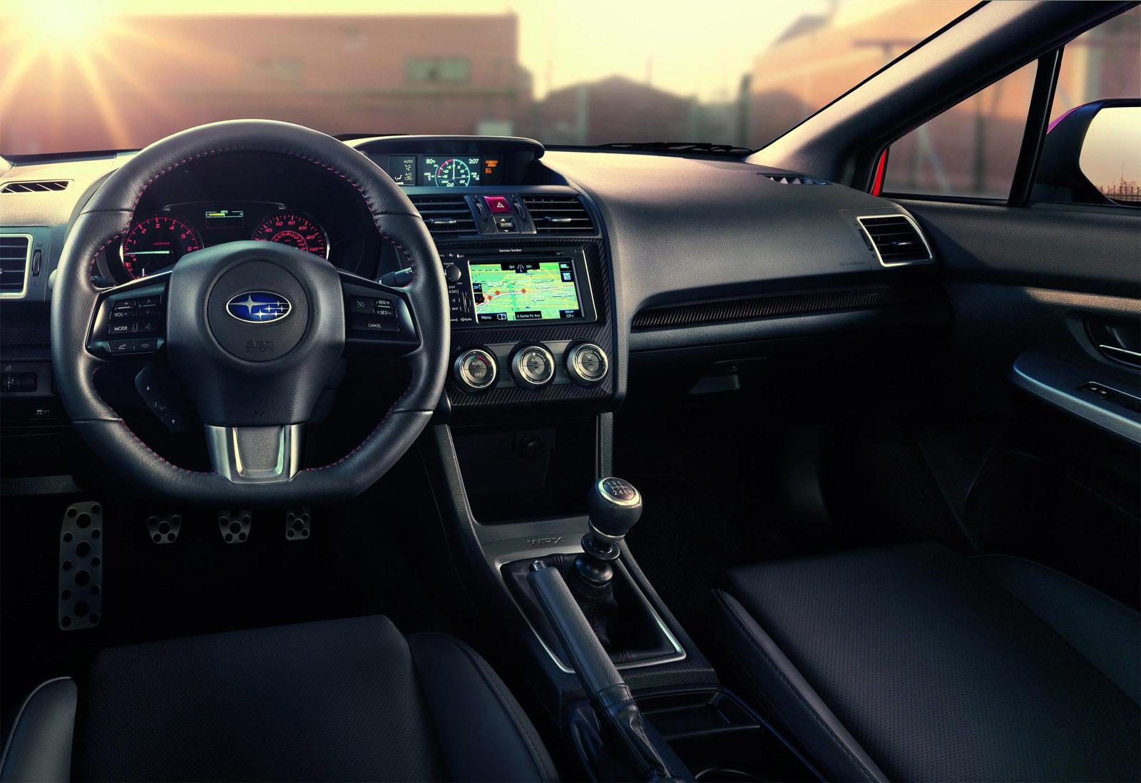 Foto de Subaru WRX (8/9)