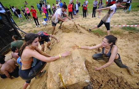 Carrera Obstáculos: una herencia de la preparación física militar
