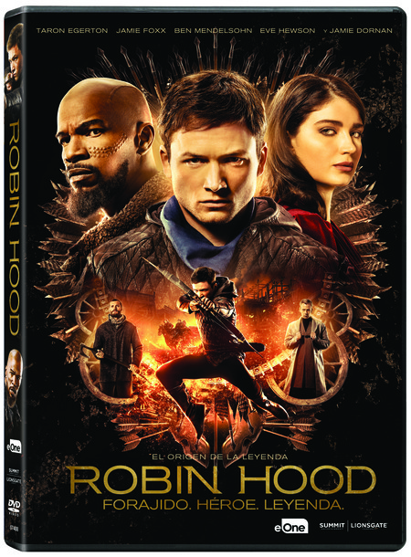 Robinhood Dvd 1