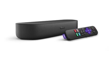 Roku Streambar llega a México: parece bocina, funciona como bocina, pero también transmite 4K a tu televisor
