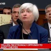 """El nuevo héroe de la comunidad bitcoin lleva 14.000 euros recaudados tras """"trolear"""" a la Reserva Federal"""