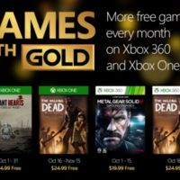 The Walking Dead y Snake protagonizan un más que interesante Games with Gold en octubre