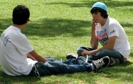 La OMS emite un informe sobre conductas saludables de los jóvenes escolarizados