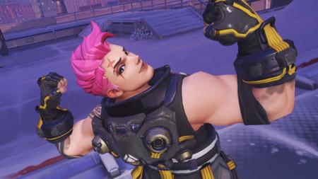 Zarya de Overwatch ya está lista para trollearte en Heroes of the Storm