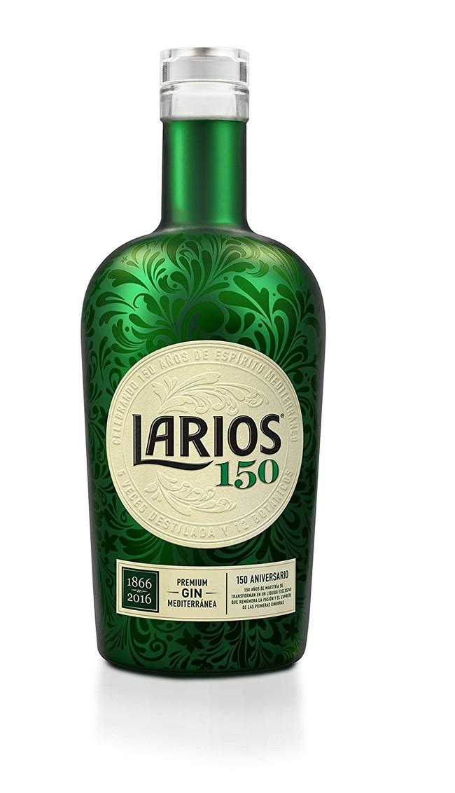 Esta oferta flash es ideal para el día del padre: botella de Larios 150 Aniversario de 70 cl por 17,80 euros en Amazon