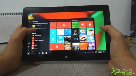 Jumper EZpad 6 M6, análisis: Una Tablet PC con Windows 10 ideal para tareas ligeras en casa