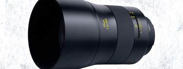 Zeiss Otus 1.4/100, nuevo teleobjetivo de alta calidad para completar una de las gamas más exclusivas de la firma alemana