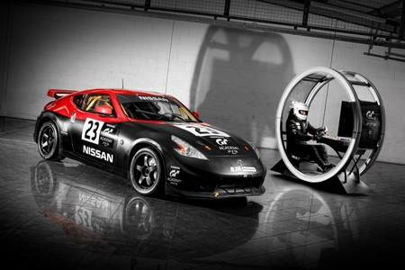 Dos mexicanos correrán las 24 horas de Dubai con el equipo Nissan GT Academy