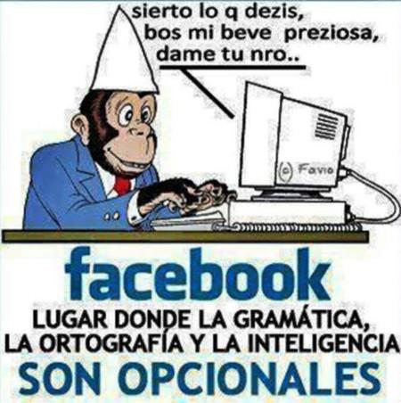 Cazadores de Fakes: no, Facebook no cerrará cuentas de usuarios que cometan faltas de ortografía