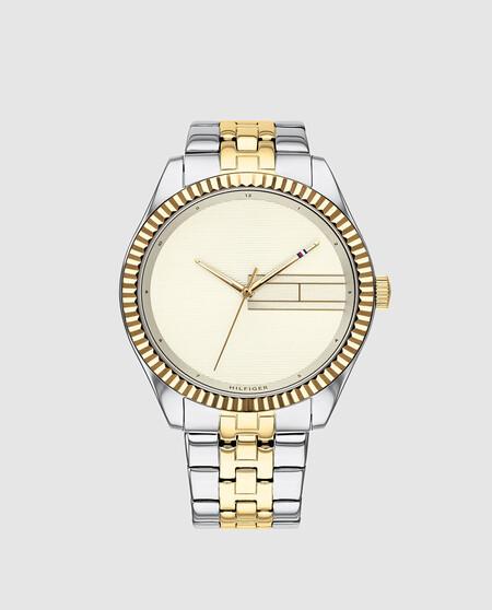 Reloj Tommy Hilfiger Bicolor