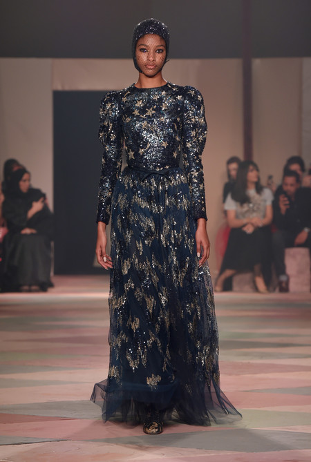 Dior Haute Couture Spring Summer2019 Dubai Look 72