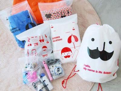 Si te vas de viaje hazlo con estilo gracias al set de bolsas de viaje JStory