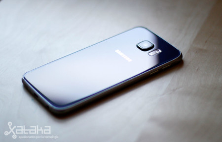 Samsung Galaxy S6 análisis trasera