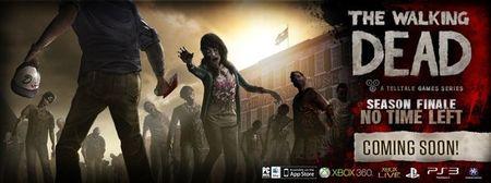 Tráiler de la season finale del juego de 'The Walking Dead'