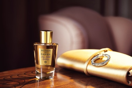 Iris Nobile Sublime, el último perfume de la firma Acqua di Parma