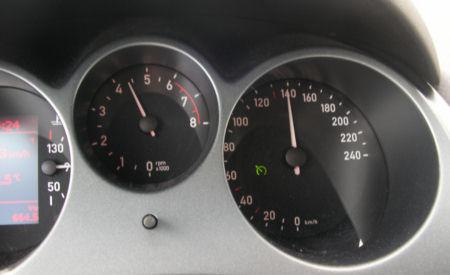SEAT Altea a 140 Km/h