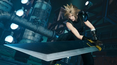 Mobius Final Fantasy Cloud