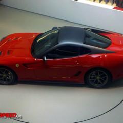 Foto 1 de 2 de la galería ferrari-599-gto en Motorpasión