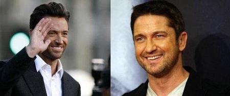 Nuevas películas de acción para Hugh Jackman y Gerard Butler