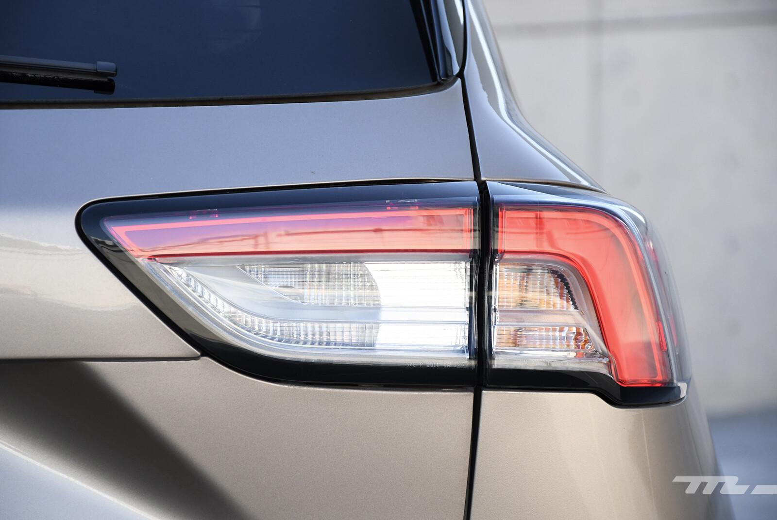 Foto de Ford Escape Hybrid (prueba) (9/22)