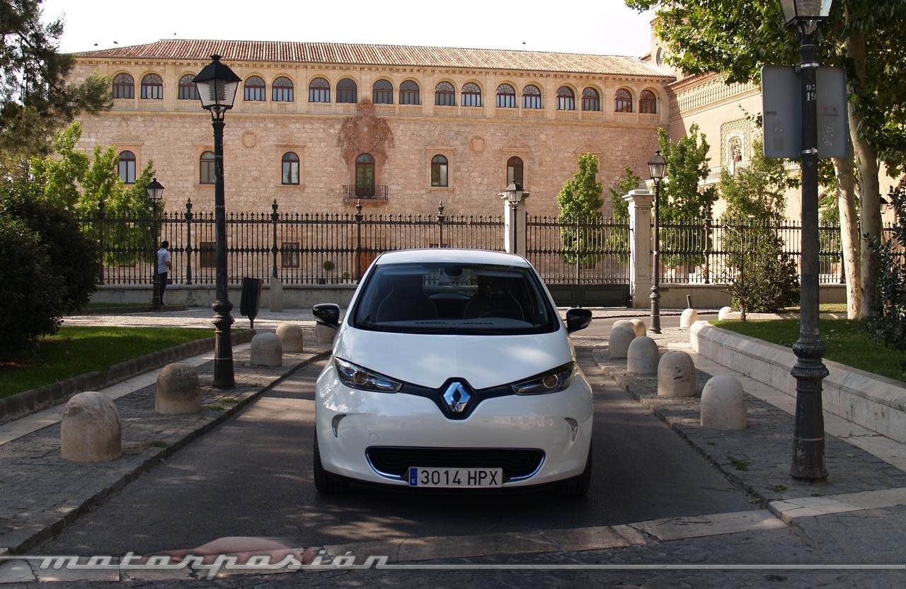 Foto de Reto de autonomía eléctrica en un Renault ZOE (3/18)