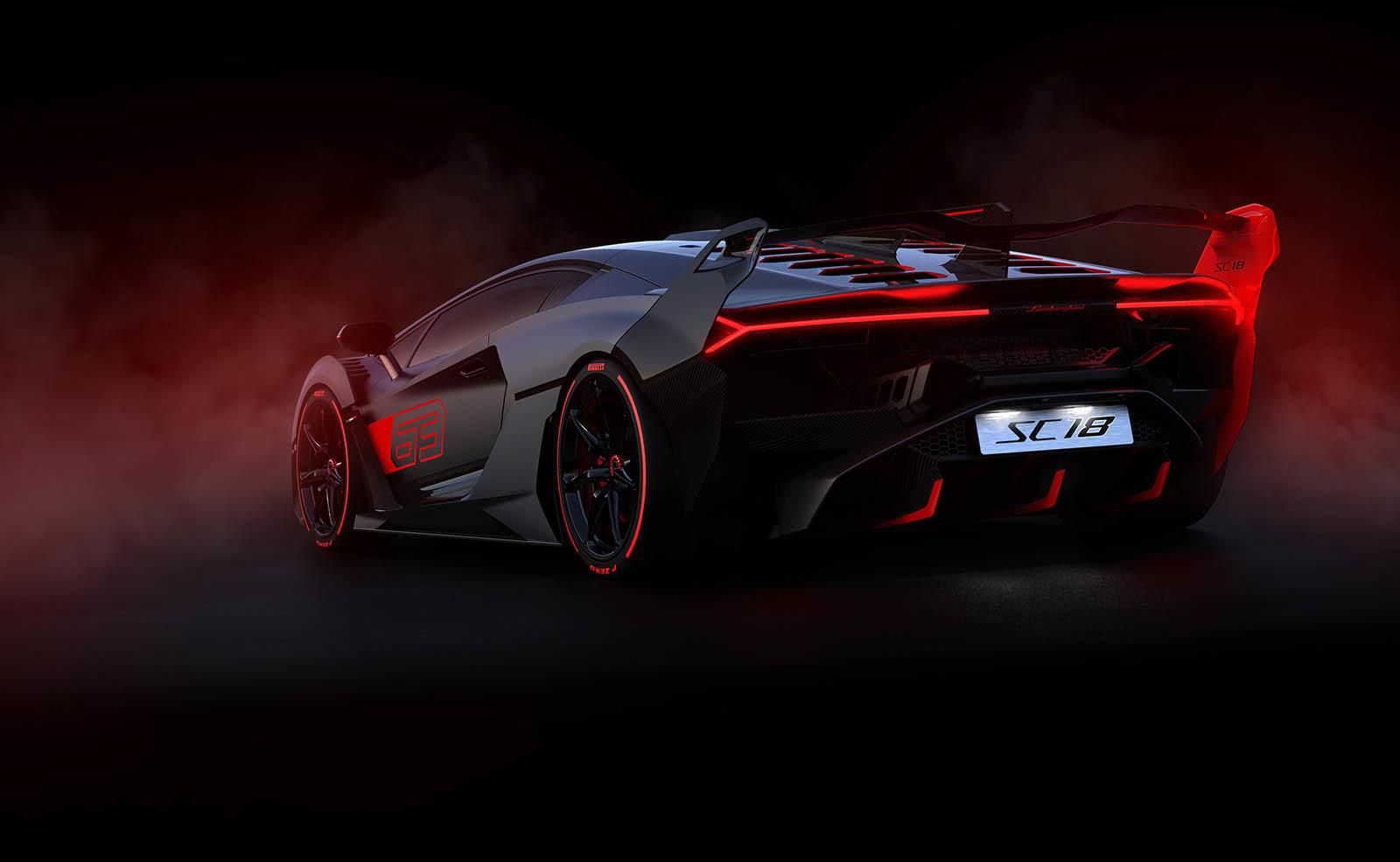 Foto de Lamborghini SC18 Alston (9/15)