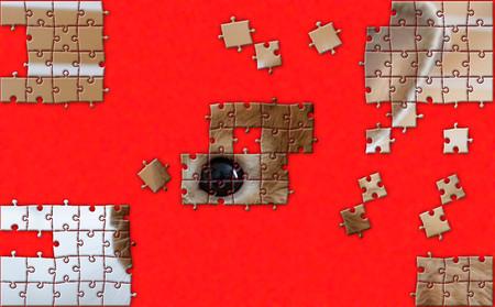 Cómo hacer un puzzle con nuestras fotografías en Adobe Photoshop