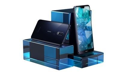 Nokia 7.1: las pantallas compatibles con contenido HDR llegan a la gama media